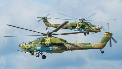 RF-95576 - Mil Mi-28N Havoc - Russia - Air Force