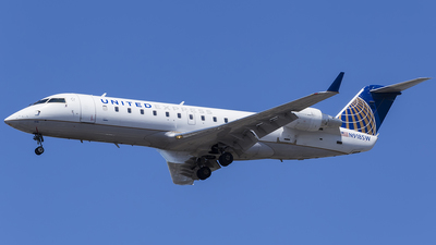 N918SW - Bombardier CRJ-200ER - United Express (SkyWest Airlines)