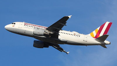 D-AKNR - Airbus A319-112 - Germanwings