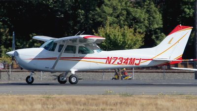 N734MJ - Cessna 172N Skyhawk II - Private