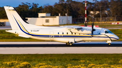 A picture of DCLAY - Dornier 328110 - [3117] - © RowenAquilina