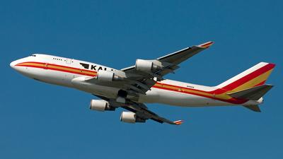 N745CK - Boeing 747-446(BCF) - Kalitta Air