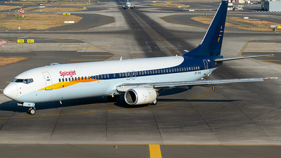 VT-SYL - Boeing 737-95R - SpiceJet