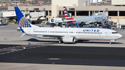 N61881 - Boeing 737-924ER - United Airlines