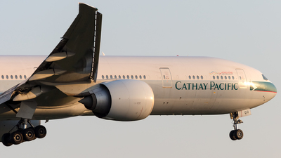 B-KQH - Boeing 777-367ER - Cathay Pacific Airways