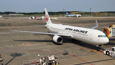 JA619J - Boeing 767-346(ER) - Japan Airlines (JAL)