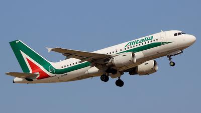 A picture of EIIMM - Airbus A319111 - Italia Trasporto Aereo - © Pampillonia Francesco - Plane Spotters Bari
