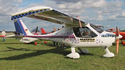 D-MSLI - Flight Design CTSW - Private