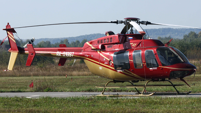 RA-01897 - Bell 407 - Private