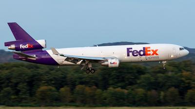 N628FE - McDonnell Douglas MD-11(F) - FedEx