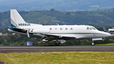 N888UP - Rockwell Sabreliner 65 - Private