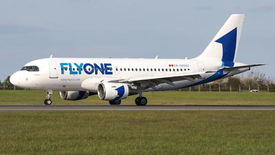 ER-00002 - Airbus A319-112 - FlyOne