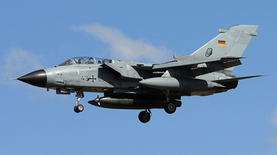 43-50 - Panavia Tornado IDS - Germany - Air Force
