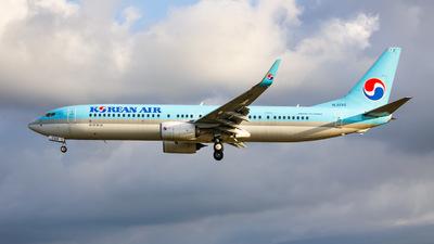 A picture of HL8248 - Boeing 7379B5(ER) - Korean Air - © jeju aviation