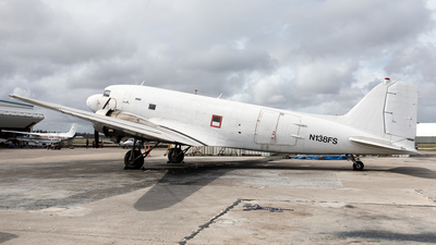 N138FS - Douglas DC-3C - Florida Air Cargo
