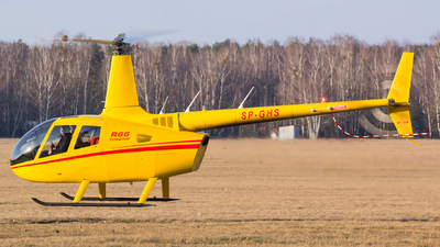 SP-GHS - Robinson R66 Turbine - Private
