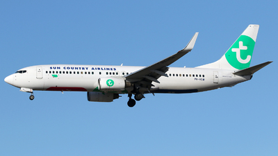 PH-HSW - Boeing 737-8K2 - Sun Country Airlines (Transavia Airlines)