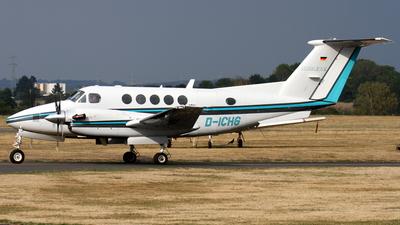 A picture of DICHG - Beech B200 Super King Air - [BB1400] - © Daniel Schwinn