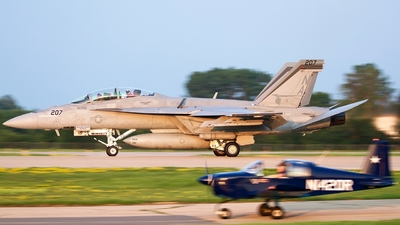166926 - Boeing F/A-18F Super Hornet - United States - US Navy (USN)