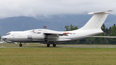 UR-CIF - Ilyushin IL-76TD - Zet Avia