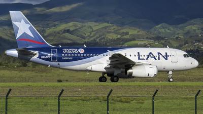 HC-CPY - Airbus A319-132 - LAN Ecuador