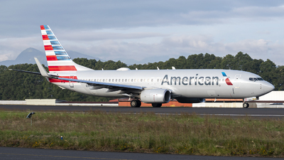 A picture of N301NW - Boeing 737823 - American Airlines - © Juan Manuel Galvez