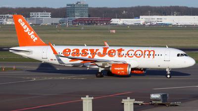 HB-JXG - Airbus A320-214 - easyJet Switzerland