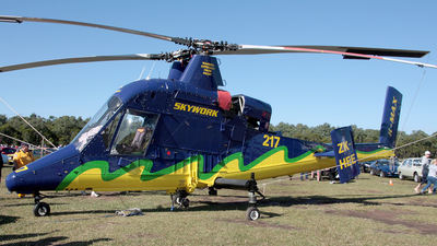 ZK-HEE - Kaman K-1200 K-Max - Skywork Helicopters