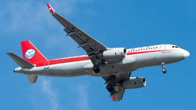 A picture of B6955 - Airbus A320232 - Sichuan Airlines - © xuhaoqing995