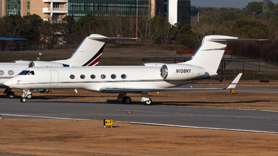 N108NY - Gulfstream G-V - Private