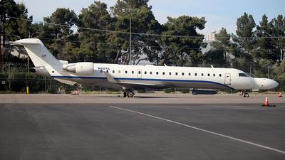 N804X - Bombardier CL-600 2B16 - Northrop Grumman