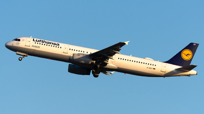 A picture of DAIST - Airbus A321231 - Lufthansa - © Traffico_aereo (Olivieri Enrico)