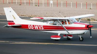 OO-WVS - Cessna 172N Skyhawk II - Blue Team Flight School
