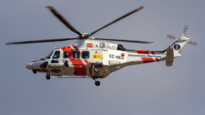 A picture of ECNEG - AgustaWestland AW139 - [31571] - © Gerrit Griem