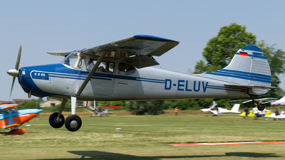 D-ELUV - Cessna 170B - Private