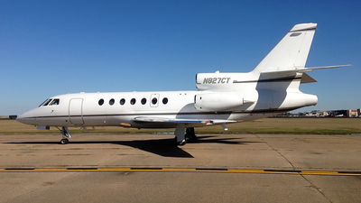 N827CT - Dassault Falcon 50 - Private