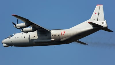 RF-12556 - Antonov An-12BK - Russia - Air Force