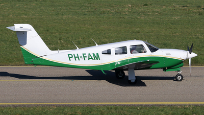 PH-FAM - Piper PA-28RT-201T Turbo Arrow IV - Private