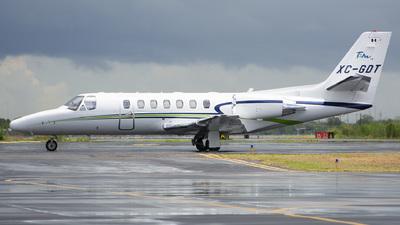 A picture of XCGDT - Cessna 560 Citation Encore - [5600689] - © Zenon Sanchez Z.