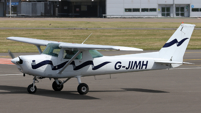 A picture of GJIMH - Cessna F152 - [01839] - © mark p