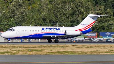 N783TW - McDonnell Douglas DC-9-15(RC) - Ameristar Air Cargo
