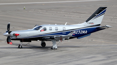 N232MA - Socata TBM-930 - Private