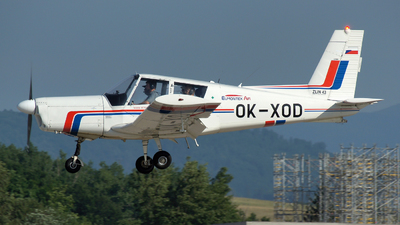 OK-XOD - Zlin 43 - Aero Club - Czech Republic