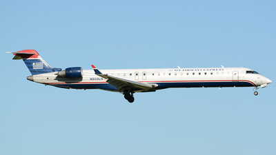 N939LR - Bombardier CRJ-900ER - US Airways Express (Mesa Airlines)