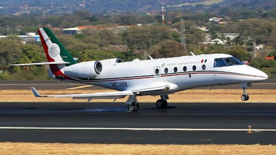 TP-06 - Gulfstream G150 - Mexico - Air Force