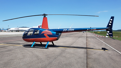 PP-GSH - Robinson R44 Raven II - Private