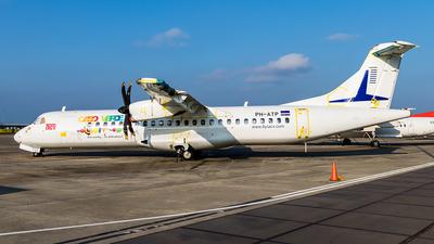 PH-ATP - ATR 72-212A(500) - TACV Cabo Verde Airlines