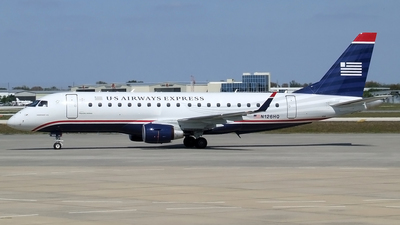 N126HQ - Embraer 170-200LR - US Airways Express (Republic Airlines)