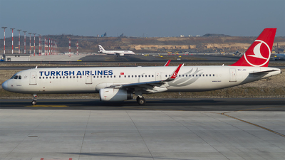 A picture of TCJSI - Airbus A321231 - Turkish Airlines - © Furkan Borakazi
