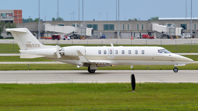 A picture of N93XR - Learjet 45 - [45393] - © Justin Lawrence